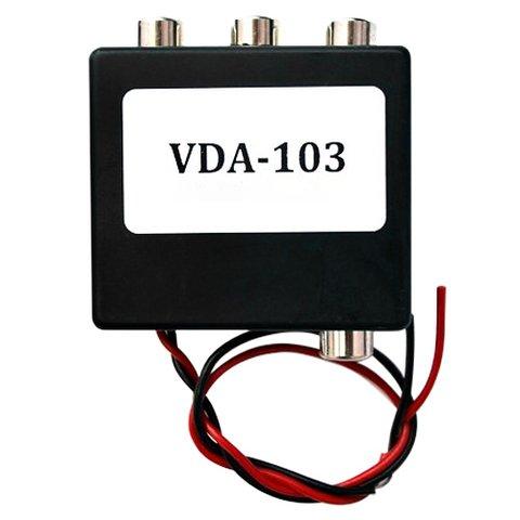 Усилитель распределитель видеосигнала VDA 103