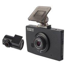 Відеореєстратор із вбудованим дисплеєм, G сенсором і сенсором руху BlackVue DR490 L 2СH GPS - Короткий опис