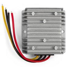 Inversor convertidor  de voltaje de 12 24 V a 5 V 20 A para coche - Descripción breve
