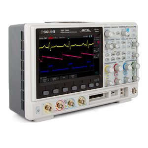 Digital Oscilloscope SIGLENT SDS2204