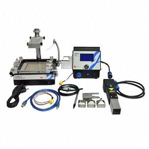 Hybrid Benchtop BGA Rework System Jovy Systems Turbo IR