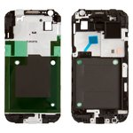 LCD Binding Frame compatible with Samsung G361F Galaxy Core Prime VE LTE, G361H Galaxy Core Prime VE, (black)