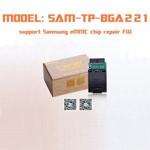 Adaptador EMMC SAM-TP-BGA 221