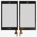 "Cristal táctil para tablet PC China-Tablet PC 7""; Prestigio MultiPad 7.0 Color 3G (PMT5777), 7"", 188 mm, 108 mm, 6 pin, capacitivo, negro, #FPC-CTP-0700-135-2"