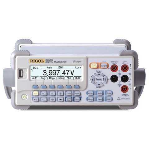 Цифровой прецизионный мультиметр Rigol DM3054