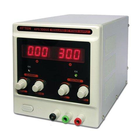 Регульований блок живлення 5А, 30В  ATTEN APS3005S