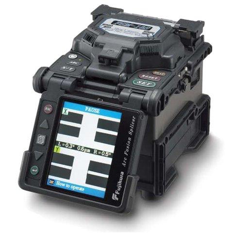 """Зварювальний апарат для оптоволокна Fujikura FSM 18S """"Kit A"""" Plus"""