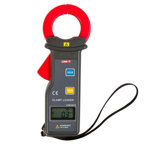 Кліщі для вимірювання струмів витоку UNI T UTM 1251С UT251С