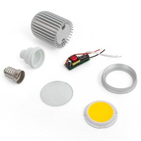 Комплект для збирання світлодіодної лампи TN A44 7 Вт холодний білий, E14