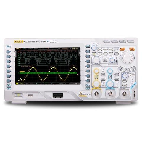 Цифровий осцилограф RIGOL MSO2202A