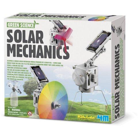 STEAM-конструктор 4M Механізми на сонячній енергії
