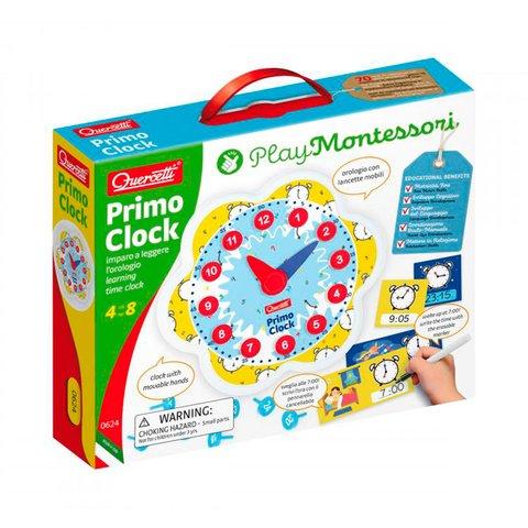 Обучающий игровой набор Quercetti серии Play Montessori Первые часы