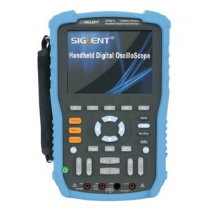 Портативный цифровой осциллограф SIGLENT SHS810