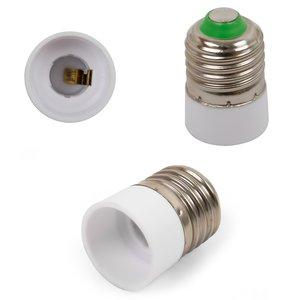 Base Adapter (E27 to E14, white)