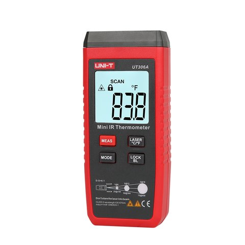 Infrared Thermometer UNI T UT306A