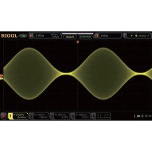 Opción de software para aumentar el ancho de banda RIGOL MSO5000-BW0T2